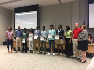 Track State Champions Recognized at RSD2 School Board Meeting