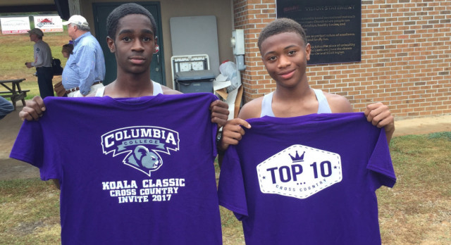 Cross Country Competes at Koala Classic