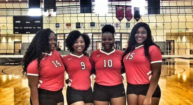 Volleyball Goes Undefeated in Region 3-AAAA!