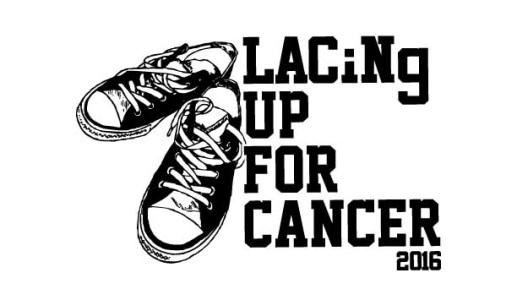 """Lady Royals participating in """"Lacing up for Cancer"""" at tonight's game!"""