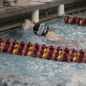 State Swimming: Amber Secrist (11-19-2016)