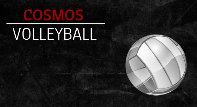 Cosmos Win!!! Volleyball
