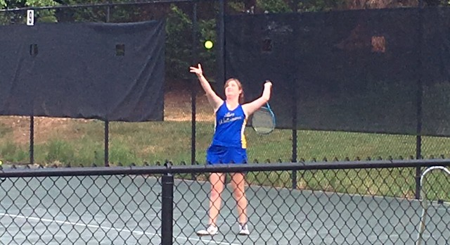 Tennis Roster Announced