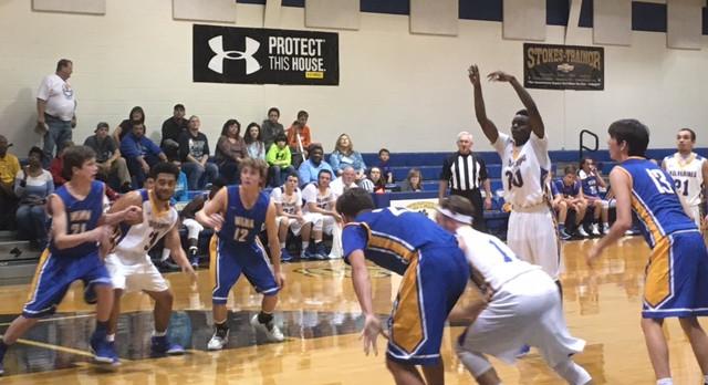 Whitmire High School Boys Varsity Basketball beat Richard Winn Academy 54-47