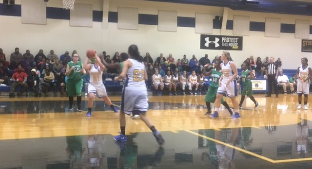 Whitmire High School Girls Varsity Basketball beat SCSDB 58-20