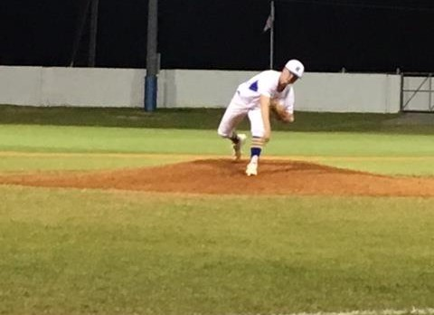 Whitmire High School Varsity Baseball falls to Ridge Spring-Monetta High School 8-6