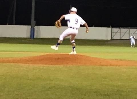 Whitmire High School Varsity Baseball beat Newberry Academy 15-0