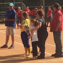 Senior Night Softball