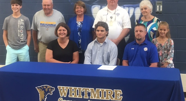 McCarley Signs with USC Union