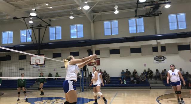 Volleyball to Playoffs