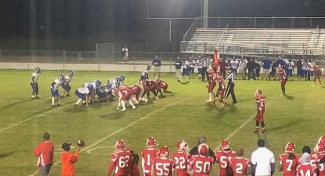 Whitmire High School Varsity Football falls to McCormick High School 20-6