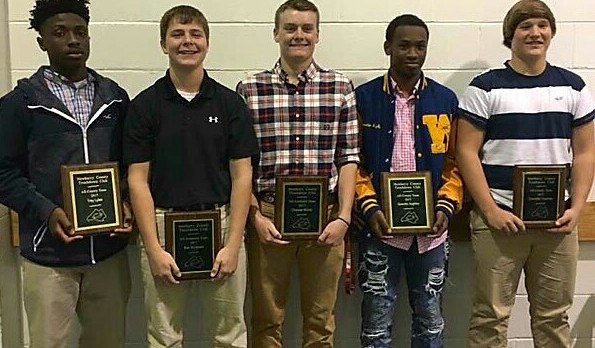 All-County Selections Announced