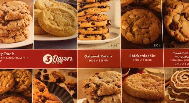 Baseball Selling Cookie Dough, Meat Snacks, Etc.