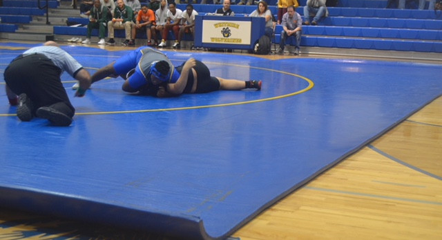Wrestling Wins Two