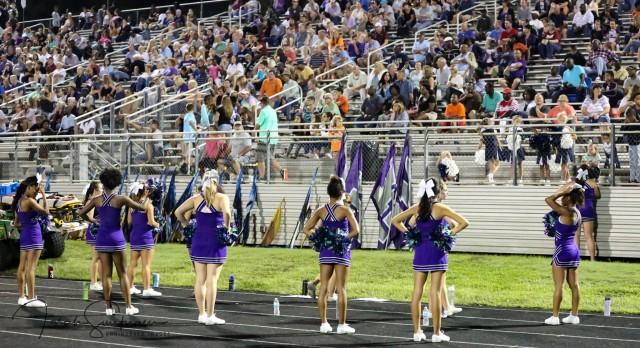 West Ashley High School Varsity Football beat Stratford High School 35-14