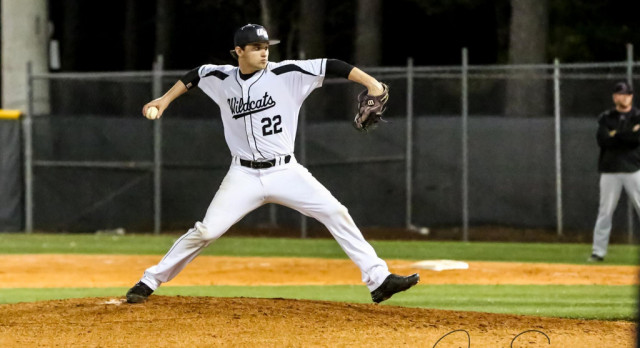 West Ashley High School Varsity Baseball beat Goose Creek High School 7-2
