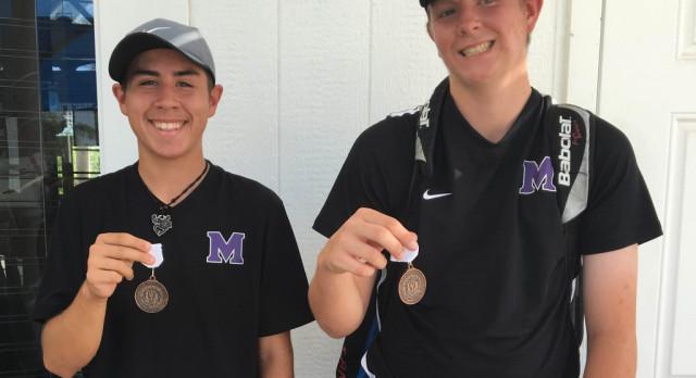 Boys Tennis Takes State!