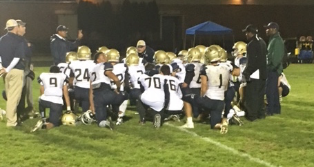 Seton Football Ends Season with Win in Wild Game!