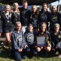 STA GIRLS CROSS COUNTRY 2ND PLACE TIFFIN CARNIVAL!!