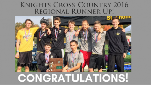 Boys XC Regional Champs - 161029
