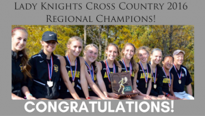 Girls XC Regional Champs - 161029