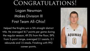 Logan Newman All Ohio