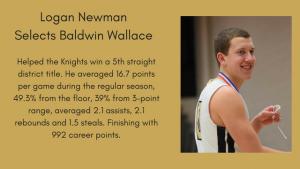 Logan Newman Baldwin Wallace