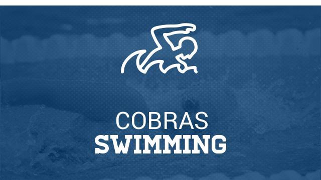 Girl's Swimming Makes a Splash