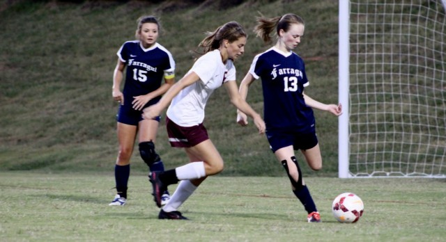 Bearden draws with Farragut, keeps district title hopes alive