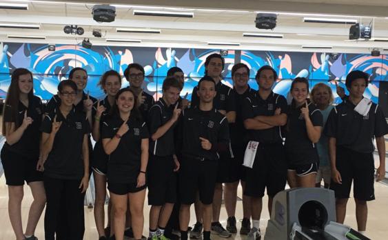 Bowling team finds stride in third season