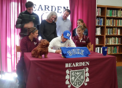 Sobota signs with Duke to continue decathlete career