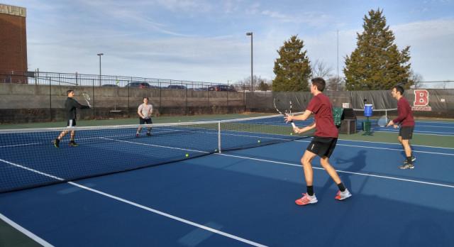 Young Bearden tennis team picks up key wins against Farragut