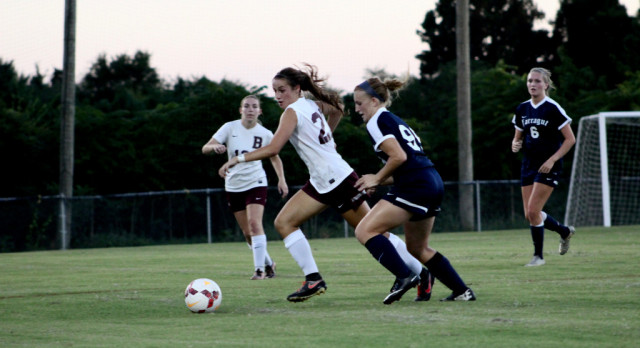 Glover, Scott highlight talented senior class for Lady Soccer Dogs