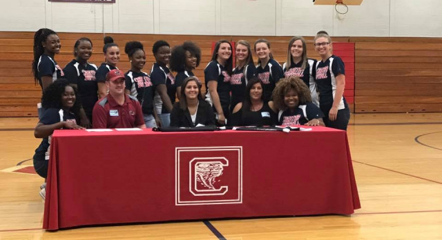Townsend Signs with USC-Union