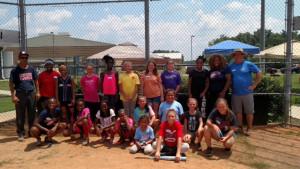 youth softball camp