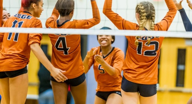 2016 Volleyball Camp Info