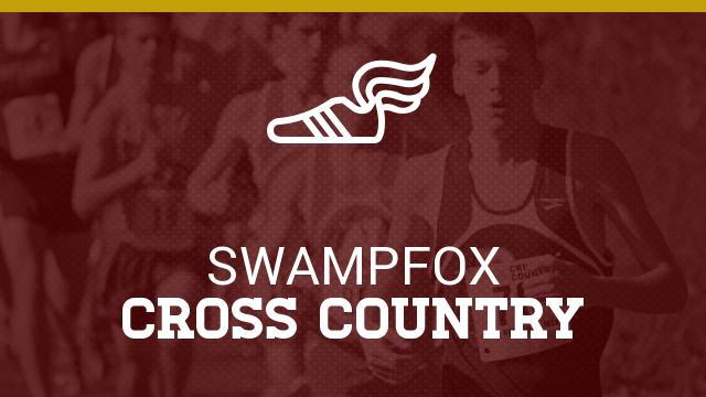 Swamp Fox Cross Country team races at the 2016 Coaches Classic