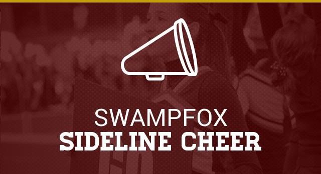 Little Swamp Fox Cheer Camp