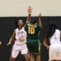 Girls' Varsity Basketball -Round 1 playoffs