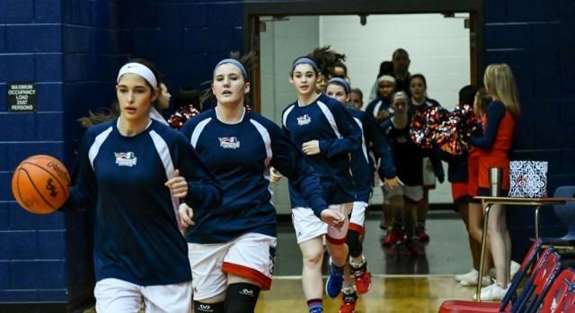 Varsity Girls Basketball At Pendleton for Playoff Round 1 Tonight