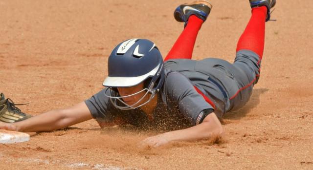 Powdersville High School Varsity Softball falls to Camden High School 11-5