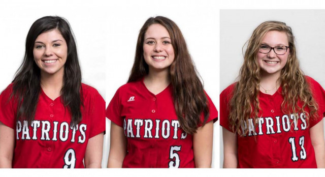 Three Powdersville High Players Named All Region Softball
