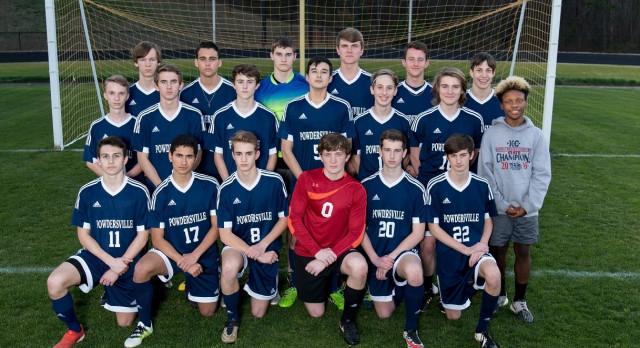 Powdersville High School Boys Varsity Soccer falls to Indian Land High School 1-0