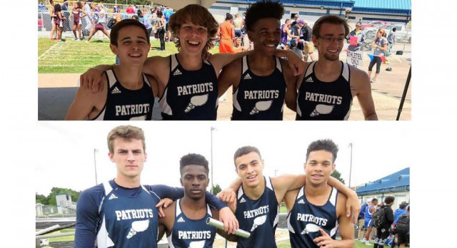 4×800, 4×400 Relay Teams Enter State Track Meet Seeded #1
