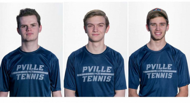 Three Powdersville High Boys Tennis Players Named All Region
