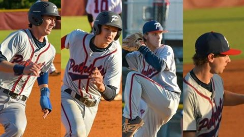 Powdersville High Baseball Players Earn Region, Upstate and State Honors