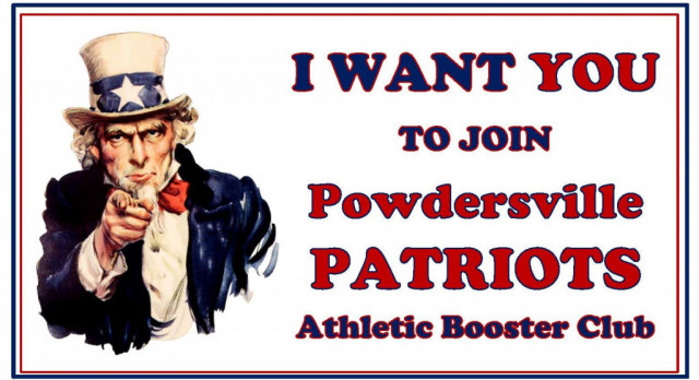 Join Powdersville Athletic Booster Club!