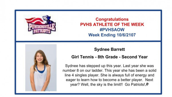 Sydnee Barrett