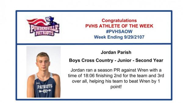 Jordan Parish