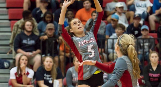 Playoff Round 1 Win! Powdersville High School Girls Varsity Volleyball beat Chester High School 3-0